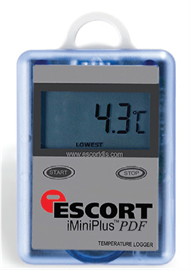 Adquisidor de datos (data logger) ESCORT